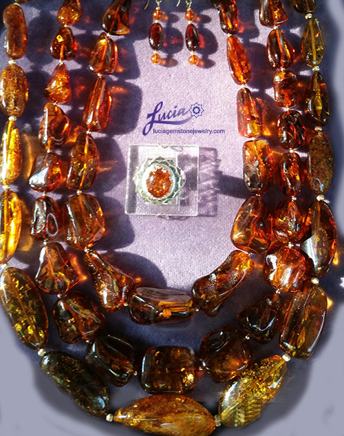 How to Test Amber Gemstones