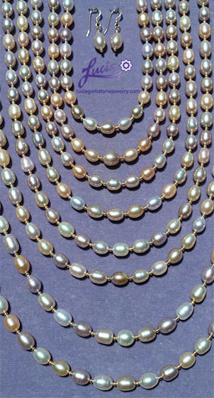 luminescent pearls